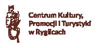 Logo Centrum Kultury Promocji i Turystyki w Ryglicach
