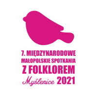 Logo Międzynarodowe Małopolskie Spotkania z Folklorem