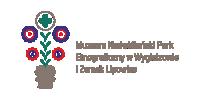 Logo Muzeum - Nadwiślański Park Etnograficzny w Wygiełzowie i Zamek Lipowiec