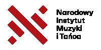 Logo Narodowego Instytutu Muzyki i Tańca